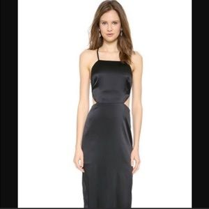 Ramy Brook Gown sz medium black
